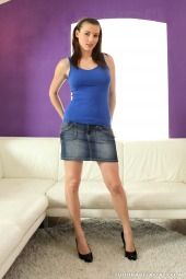 Victoria Daniels #1