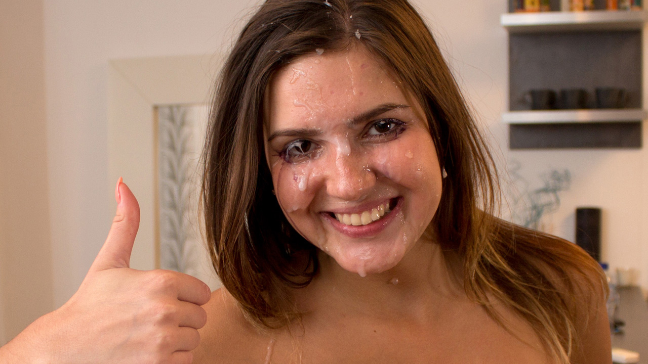 Agness miller gets facial she will never forger 10