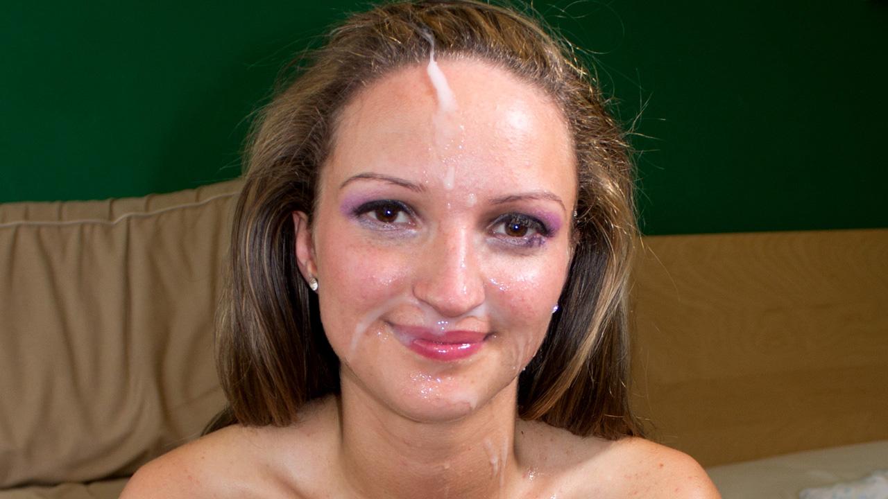 Spunk facials melanie